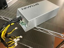 Used Excellent Condition Antminer APW3++ 1600 Watt Power Supply - Multiple Units