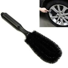 Car Bike Alloy Wheel Washing Cleaning Brush Soft Bristles Quality Wheel Cleaner
