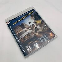 MotorStorm (Sony PlayStation 3, 2007) Complete & Tested