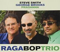 Steve Smith - Raga Bop Trio [CD]