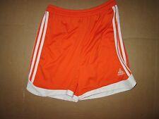 Mens ADIDAS  athletic soccer shorts S Sm  gym running