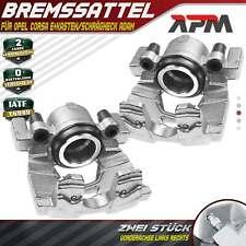 2x Bremssattel Vorne L+R 284mm 54mm 22mm für Opel Corsa E+Kasten/Schrägheck Adam
