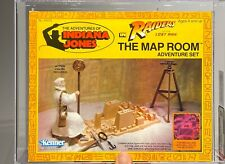 Afa 85 Indiana Jones Raiders Of The Lost Arca Rotla 1982 Mapa Room Funda Fresca