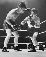 ROCKY GRAZIANO & TONY ZALE ORIGINAL 35mm FILM OF 1948 FIGHT