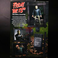 """NECA Friday the 13th Final Chapter Jason 1:12 Ultimate 7"""" Action Figure Part 4"""