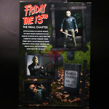 NECA Friday the 13th Final Chapter Jason 1:12 Ultimate 7
