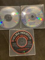 Lot Of 3 Thelma Houston Cds