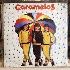 [SOUL/FUNK/JAZZ]~EXC LP~CARAMELOS~El Ritmo De La Lluvia~[1980~HISPAVOX]~Kid Disc