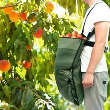 Garden Apron Fruit Picking Bag Waterproof Vegetable Harvesting Storage Bag