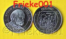 Finland - Finlande - 5 euro 2016 unc.(Kyosti Kallio)