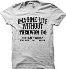 INTERNATIONAL TAEKWONDO FEDERATION  ITF KARATE MMA UFC  t-shirt 01426
