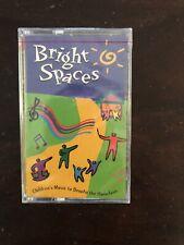 Bright Spaces Children's Music Cassette Tape Rounder Records