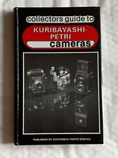 Collectors Guide to Kuribayashi-Petri Cameras, Hardback Book, 1991