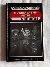 Collectors Guide to Kuribayashi-Petri Cameras, Hardback Book, 1991
