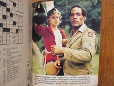 Dec 30, 1973 Detroit TV Maga(OJ SIMPSON/MICHELLE PFEIFFER/B.A.D. CATS/ERIN MORAN