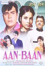 Aan Baan (Hindi DVD) (1972) (English Subtitles) (Brand New Original DVD)