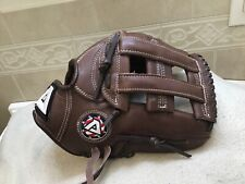 "Akadema USA102 Patriot Series 12"" Baseball Softball Glove Right Hand Throw"
