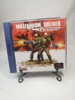 Millenium Soldier Expendable - Sega Dreamcast Game COMPLETE WITH MANUAL!
