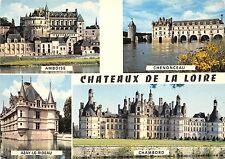 BR23723 Chateaux de la Loire multi views  france