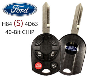 Ford Remote Key 4 Button OUCD6000022 / CWTWB1U793 OS 4D63 40 BIT (S) OEM Chip