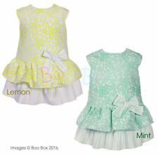 Unbranded Cotton Blend Party Dresses (0-24 Months) for Girls