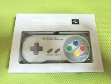 Club Nintendo Wii/SNES Official Classic Controller SFC Japan F/S RETRO boxed