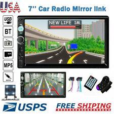 Car Stereo Radio+Camera 2DIN 7