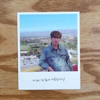 Changbin Official Polaroid Photocard Stray Kids 1st Album Go生 Go Saeng Genuine