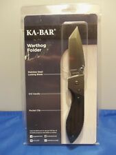 KA-BAR Warhog Folding Knife
