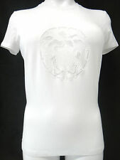 VERSACE Top 44/US8-10 iconic print MEDUSA FIRST LINE !! Italy new 800$value Deal