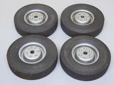 Wedico - Rädersatz mit Felgen - 4 Stück