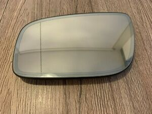 Mercedes E class w211 Facelift OEM Mirror glass LH Dimming & Heating 07-09 year