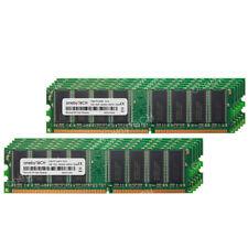 8GB 8x1GB PC3200U PC3200 DDR-400 184pin DIMM Memory For Power Macintosh G5 A1047