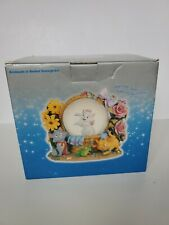 DISNEY Aristocats in Basket RETIRED Musical Snow Globe RARE  in original box!