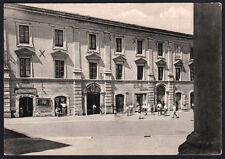 cartolina ROSSANO CALABRO piazza tribunale