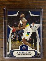 Zion Williamson Rookie Basketball Card #699 Panini RC Stars Pelicans MINT NBA