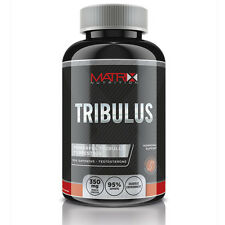 TEST BOOSTER- TRIBULUS - 120 CAPSULES - BY MATRIX NUTRITION