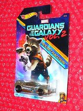 Hot Wheels Marvel Guardians of the Galaxy Vol.2 Rocket Raccoon Fast Fish  DWD75