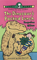The Dinosaur's Packed Lunch (Corgi Pups), Wilson, Jacqueline, Very Good Book