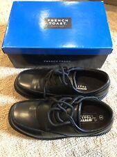 French Toast Boys Dress Shoes Black Uniform Shoe Size 5
