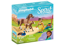 Playmobil 70122 Spirit Riding Free Pru with Horse & Foal MIB/New
