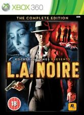 L.A. Noire The Complete Edition Xbox 360 Nuevo y Sellado