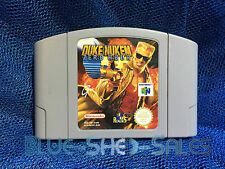 Duke Nukem Zero Hour game cartridge for Nintendo N64