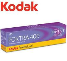 Kodak PORTRA 400 ISO 35mm 135 36exp Pro Color Negative Film (5 Rolls)