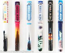 New York Souvenir Pen, Statue of Liberty Pen, Set of 6