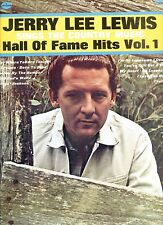 JERRY LEE LEWIS sings the country music hall of fame hits vol 1 US EX LP