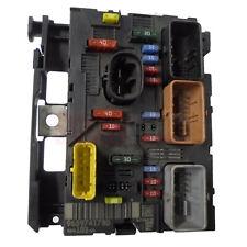Connector Plugs 9667199680 R08 BSM-00 ✩✩✩✩ Citroen C2 C3 Under Bonnet Fuse Box