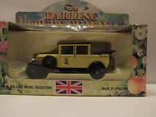 LLEDO LP53 001 1926 ROLLS ROYCE LANDAULET - DARLING BUDS OF MAY