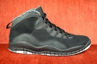 WORN ONCE 2012 Nike Air Jordan X 10 Retro BLACK STEALTH 310805-003 Size 11.5
