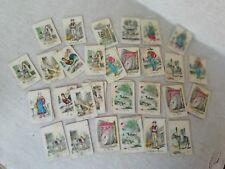 jeu de cartes anciens, cartes à jouer, le jeu du moulin édité / Watilliaux